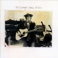 NEIL YOUNG - COMES A TIME - LP UK 1978 - EXCELLENT