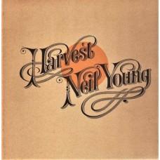 NEIL YOUNG - HARVEST - LP UK 1972 - EXCELLENT