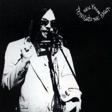 NEIL YOUNG - TONIGHT'S THE NIGHT - LP UK 1975 - EXCELLENT-