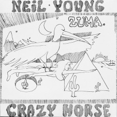 NEIL YOUNG & CRAZY HORSE - ZUMA - LP 2016 - NEAR MINT
