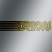 ORION - ORION - LP USA 2010 - LIMITED EDITION ON CLEAR VINYL - NEAR MINT