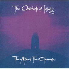 OUTSKIRTS OF INFINITY - THE ALTAR OF THE ELEMENTS - LP UK 1993 - EXCELLENT+