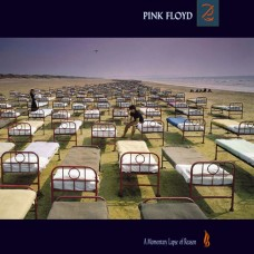 PINK FLOYD - A MOMENTARY LAPSE OF REASON - LP UK 1987 - EXCELLENT+