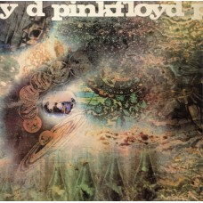 PINK FLOYD - A SAUCERFUL OF SECRETS - LP UK - EXCELLENT