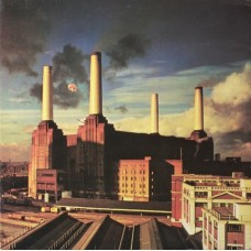 PINK FLOYD - ANIMALS - LP UK 1977 - EXCELLENT+
