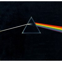 PINK FLOYD - THE DARK SIDE OF THE MOON - LP USA 1973 - EXCELLENT-