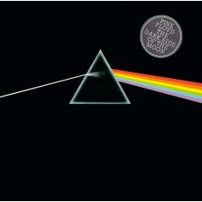 PINK FLOYD - THE DARK SIDE OF THE MOON - LP UK 1973 - EXCELLENT+
