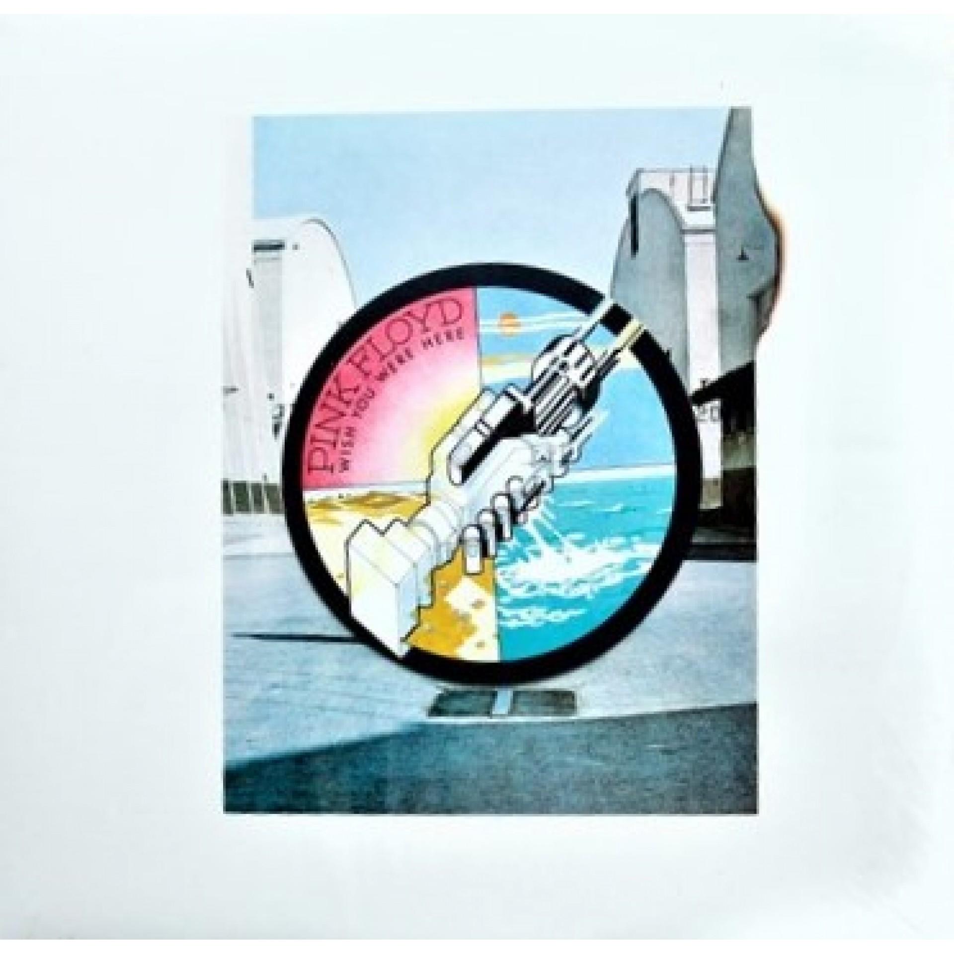 Pink Floyd Wish You Were Here LP Vinyl