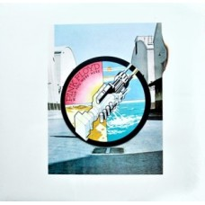 PINK FLOYD - WISH YOU WERE HERE - LP 1975 - EXCELLENT
