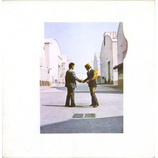 PINK FLOYD - WISH YOU WERE HERE - LP UK 1975 - EXCELLENT+
