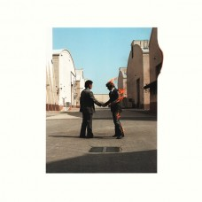 PINK FLOYD - WISH YOU WERE HERE - LP UK 1975 - EXCELLENT-