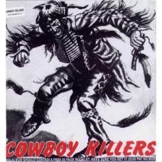 COWBOY KILLERS - KOYAANISQATSI - LP UK 1989 - EXCELLENT