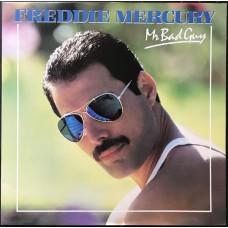 FREDDIE MERCURY - MR BAD GUY - LP UK 1985 - EXCELLENT-