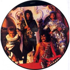 """QUEEN - IT'S A HARD LIFE - 12"""" UK 1984 - PICTURE DISC - NEAR MINT"""