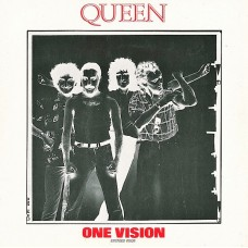 "QUEEN - ONE VISION - 12"" UK 1985 -  EXCELLENT++"