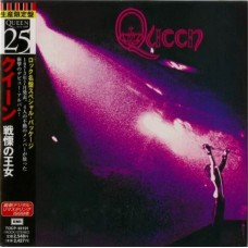 QUEEN - QUEEN - CD 1998 JAPAN - LIMITED MINI LP REPLICA - MINT