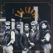 THE CROSS - SHOVE IT - LP UK 1988 - EXCELLENT