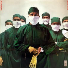 RAINBOW - DIFFICULT TO CURE - LP UK 1981 - ORIGINAL - EXCELLENT+