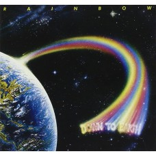 RAINBOW - DOWN TO EARTH - LP UK 1979 - ORIGINAL - EXCELLENT