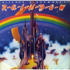 RAINBOW - RITCHIE BLACKMORE'S RAINBOW - LP UK 1975 - EXCELLENT+