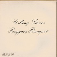 THE ROLLING STONES - BEGGARS BANQUET - LP UK 1968 - MONO - EXCELLENT+