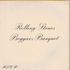 THE ROLLING STONES - BEGGARS BANQUET - LP UK 1968 - MONO - EXCELLENT+