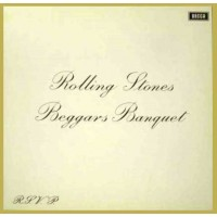 THE ROLLING STONES - BEGGARS BANQUET - LP - NEAR MINT