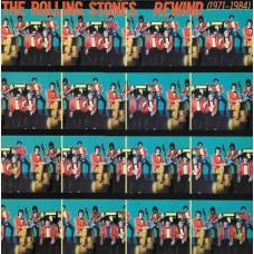 THE ROLLING STONES - REWIND (1971-1984) - LP UK 1984 - NEAR MINT