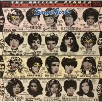 THE ROLLING STONES - SOME GIRLS - LP UK 1978 - NEAR MINT