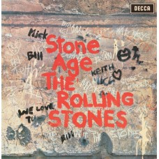 THE ROLLING STONES - STONE AGE - LP UK 1971 - EXCELLENT-