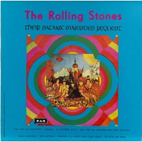 THE ROLLING STONES - THEIR SATANIC MAJESTIES REQUEST - LP ISRAEL 1967 - EXCELLENT