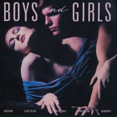 BRYAN FERRY - BOYS AND GIRLS - LP UK 1985 - EXCELLENT+