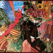 SANTANA - ABRAXAS - LP UK 1975 - EXCELLENT+