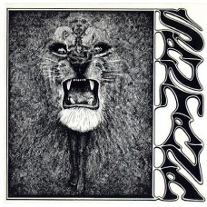 SANTANA - SANTANA - LP UK - NEAR MINT