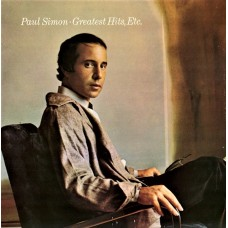 PAUL SIMON - GREATEST HITS ETC. - LP UK 1977 - NEAR MINT
