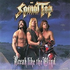 SPINAL TAP - BREAK LIKE THE WIND - LP 1992 - EXCELLENT++