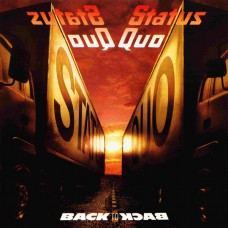STATUS QUO - BACK TO BACK - LP FRANCE 1983 - EXCELLENT