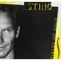 STING - FIELDS OF GOLD - LP 1994 - NEAR MINT