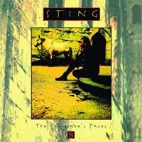 STING - TEN SUMMONER'S TALES - LP 1993 - EXCELLENT