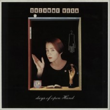 SUZANNE VEGA - DAYS OF OPEN HAND - LP UK 1990 - ORIGINAL - EXCELLENT