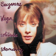 SUZANNE VEGA - SOLITUDE STANDING - LP UK 1987 - EXCELLENT++