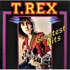 T.REX - GREATEST HITS - LP - EXCELLENT