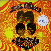 JOHN'S CHILDREN - PLAYING WITH THEMSELVES VOL. 2 - MINI LP 1990 - EXCELLENT-