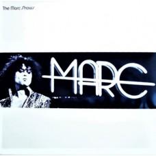 MARC BOLAN - THE MARC SHOWS - LP UK 1989 - EXCELLENT+