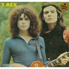 T. REX - T. REX / BOLAN BOOGIE - 2 LP 1979 - EXCELLENT