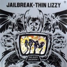 THIN LIZZY - JAILBREAK - LP UK 1976 - ORIGINAL - EXCELLENT