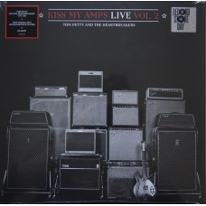TOM PETTY AND THE HEARTBREAKERS - KISS MY AMPS LIVE VOL 2 - 180g LP - RECORD STORE DAY 2016 - MINT