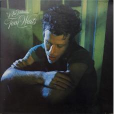 TOM WAITS - BLUE VALENTINE - LP UK 1978 - EXCELLENT