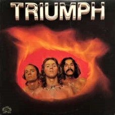 TRIUMPH - TRIUMPH - LP 1976 - NEAR MINT