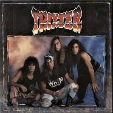 TRIXTER - TRIXTER - LP 1990 - EXCELLENT+